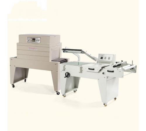 Máy cắt dán,co màng dùng điện DFQA450 & BS-A450.